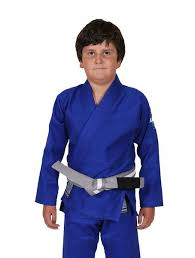 <b>Red</b> Label <b>Kid's</b> Jiu Jitsu Gi - Blue (Free White <b>Belt</b>) – Maeda Brand