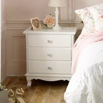 Shabby <b>Chic</b> & French Style <b>Bedside Tables</b> | Melody Maison®