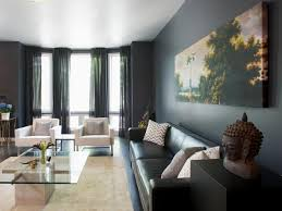 Modern Paint Colors For Living Rooms Add Drama To Your Home With Dark Moody Colors Hgtvs Decorating