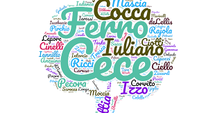 Share Your <b>Family</b> Tree Names in a <b>Word Cloud</b>