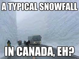 Funny Canada Memes Part 1, Because it's Probably Still Winter Up ... via Relatably.com