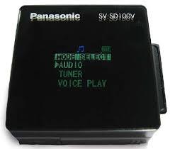 Новинки рынка Flash MP3-плееров: <b>Panasonic</b> SV-MP720V ...