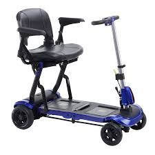 seniors medical supply graham nc  zoome flex ultra compact folding travel 4 wheel sc