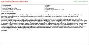 stone banker cover letter universal cover letter samples