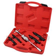 PRO Tools <b>5Pc</b> Blind <b>Inner Bearing Puller</b> Remover Slide Hammer ...