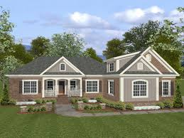 Sand Hill Craftsman Ranch Home Plan D    House Plans and MoreSand Hill Craftsman Ranch Home  HOUSE PLAN