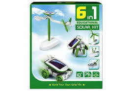 Robotikits <b>6 in 1 Solar</b> Kit - Lawrence Hall of Science