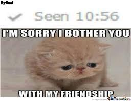 Sad Cat Sad by deal - Meme Center via Relatably.com