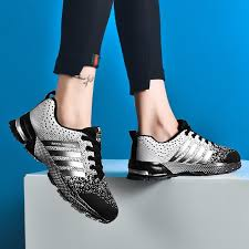 <b>Women's Mesh Breathable</b> Running <b>Sports</b> Sneakers – inspireyoos