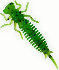 <b>Приманка Fanatik Larva</b> 3,5, 026 (зеленый), 4 шт