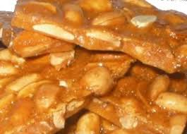 Image result for peanut brittle