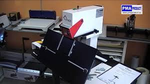 Grapadora electrica <b>STAGO HM 6 BS</b> - YouTube