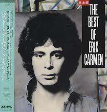 Eric Carmen,The Best Of Eric Carmen,Japan,Deleted,LP RECORD, - Eric Carmen - The Best Of Eric Carmen - LP RECORD-341527