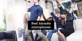 22 Best <b>karaoke microphones</b> (updated 2018) | Microphone top gear ...
