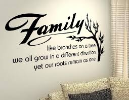 <b>Free Shipping</b> Quotes Family tree saying Wall Stickers Home ...