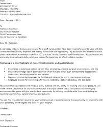 sample of nursing job application letter  seangarrette coresume cover letter template for nursing cover letter sample for staff nurse job   sample of nursing job application letter sample objective in resume