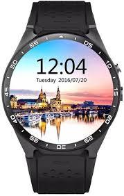 Смарт-<b>часы Kingwear KW88</b> купить недорого в Минске, обзор ...