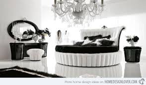 elegant black and white room design bedroom ideas black white