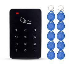 OBO HANDS 125khz <b>RFID Keypad access control</b> system digital ...