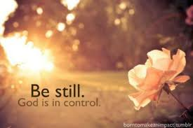 Image result for don't worry god is in control