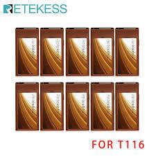 Retekess T116 Wireless calling System <b>Restaurant Pager 10</b> ...