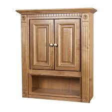 wall cabinets oak modern thjpg door heritage oak bathroom wall cabinet overstockcom