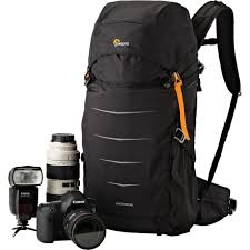 <b>Lowepro Photo Sport</b> BP 300 AW II Camera Backpack / Review
