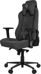 Купить игровое <b>кресло Arozzi Vernazza</b> Soft Fabric (Dark Grey ...