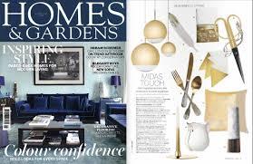 homes gardens interior designer