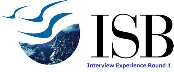 isb interview experience in detail