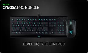 <b>Razer Cynosa Pro</b> and Razer DeathAdder Bundle