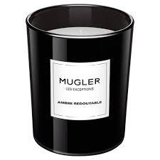 <b>Mugler Les</b> Exceptions Ambre Redoutable <b>Свеча</b> купить по цене от ...