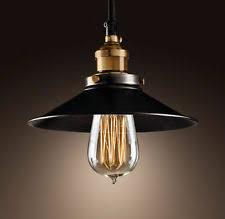 vintage ceiling lighting. modern vintage industrial metal ceiling light black shade pendant vintage ceiling lighting