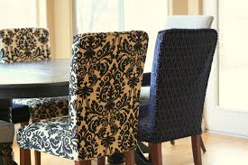 Parsons Dining Room Table Slipcovered Upholstered Parsons Dining Chair Slipcovered Dining
