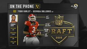 Image result for todd gurley draft