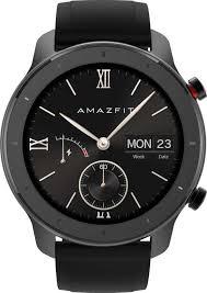Умные часы Amazfit <b>GTR 42mm</b>, <b>Черный</b>, шт - everylike