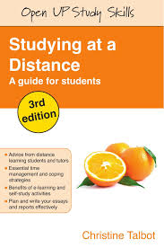 studying at a distance a guide for students open up study skills studying at a distance a guide for students open up study skills amazon co uk christine talbot books