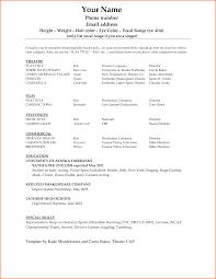 cv resume templates microsoft word event planning template resume outline microsoft word
