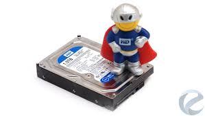 Обзор и тестирование <b>жесткого диска Western Digital</b> WD Blue 1 ...