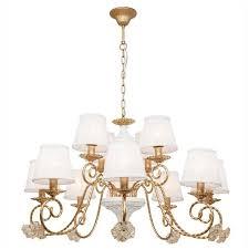 <b>Люстра Silver Light</b> Benedict <b>736.53.12</b>, E14, 720 Вт — купить по ...