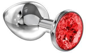 Купить Lola Toys <b>Анальная пробка</b> Diamond Sparkle Large 8 см ...