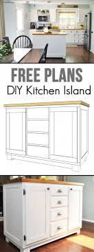 guide making kitchen: get the kitchen youve always dreamed of by building this diy kitchen island
