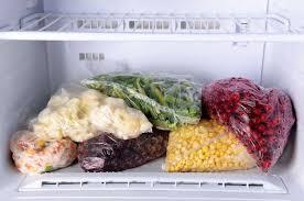 Морозильная камера: 6 ошибок при хранении продуктов ...