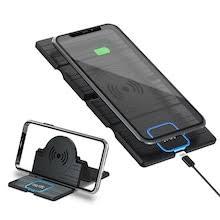<b>LEEHUR 15W Car Fast</b> QI Wireless Charging Charger Pad for ...