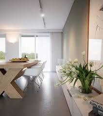 chunky wooden dining table atlas chunky oak hidden home office