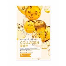 Тканевая <b>маска для лица Eunyul</b> Collagen | Отзывы покупателей