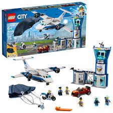 <b>LEGO City Police</b> Sky <b>Police</b> Air Base <b>60210</b> - Walmart.com ...