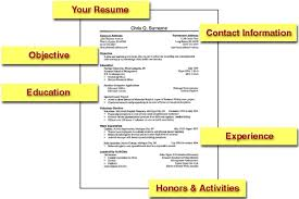 how to write up a resume  socialsci cohow