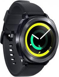 <b>Часы Samsung Gear Sport</b> SM-R600NZKASER Black - цена на ...