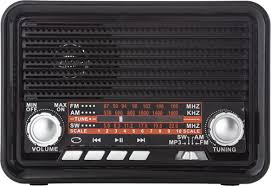<b>Радиоприемник Ritmix RPR</b>-030 Black